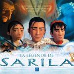 La Légende de Sarila ou l'histoire d'un voyage initiatique de trois jeunes Inuits