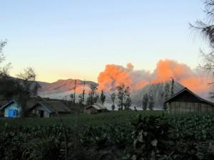 Bromo, Indonésie (Copier)