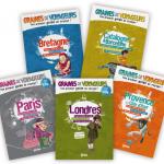 Participez à l'édition d'un guide de voyage pour enfants