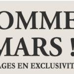 FLASH INFO !! UN HOMME SUR MARS ! LES PREMIERES IMAGES EN EXCLUSIVITE