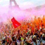 Revivez la Color Run Paris 2014
