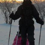 Objectif réussi pour Nathalie Courtet avec son projet « 71 degrés solitude nord »