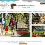 """""""Les Petits Baroudeurs"""", nouveau portail pour les familles outdoor"""