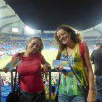 Mondial Inside, la nouvelle webserie de Sarah et Emily au Brazil