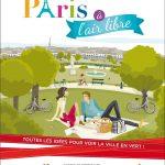 Découvrez Paris à l'air libre