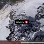 Le survol en wingsuit de l'aiguille du Midi laisse les touristes sans voix