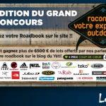 Grand Jeu Concours « Racontez votre Expérience Outdoor » et gagnez plus de 6500€ de lots !