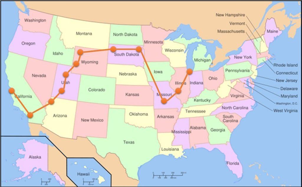 Road trip USA 2