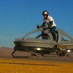 Le Hoverbike, la moto volante de Star Wars, existe enfin !