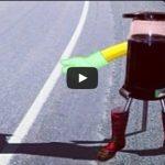 Un robot va traverser le Canada en auto-stop