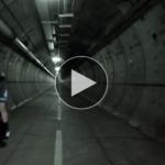 La 1ère traversée du tunnel sous la Manche à vélo