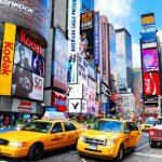 Bon plan : Deux billets aller / retour pour New York A GAGNER