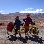 Une française traverse le Pamir en tandem avec son fils de 8 ans, 1200 kilomètres en 30 jours