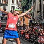 Rory Bosio du team The North Face remporte une deuxième fois The North Face® Ultra-Trail du Mont Blanc®