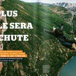 """L'expédition Montrebei de Pyrénaline dans """"The Red Bulletin"""""""