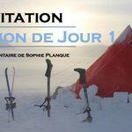 """""""Jour 1"""", un documentaire sur le quotidien de 8 personnes parties en Arctique en autonomie pendant 13 jours"""