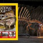 National Geographic n°181, octobre 2014 : Sur la piste du Spinosaure, la nouvelle star !