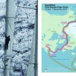 Voyage autour du pôle à bord de Tara