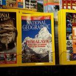 Le nouveau National Geographic vient de sortir : Dossier sur l'Himalaya