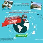 Jeu Concours  : Gagnez vos prochaines vacances pour 2 personnes aux Canaries (Look Voyages)