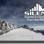 Silence ! – Respectons le massif du Mont-Blanc