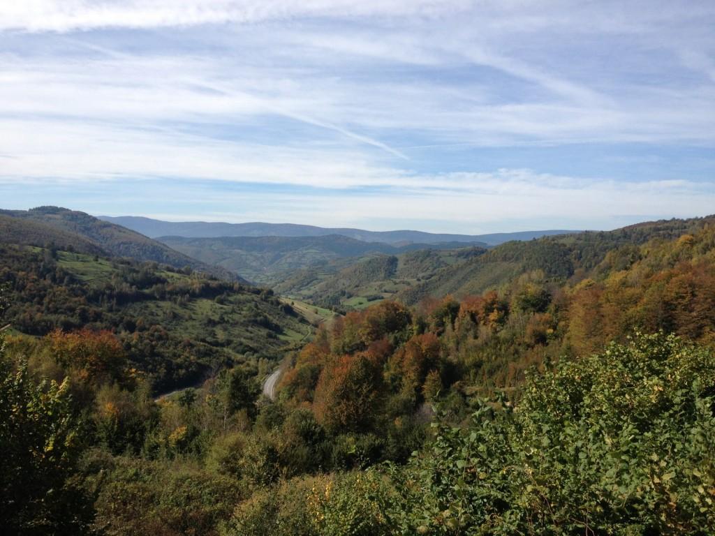 Montagnes de Bosnie