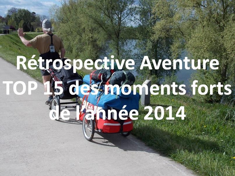 Top 15 aventure 2014