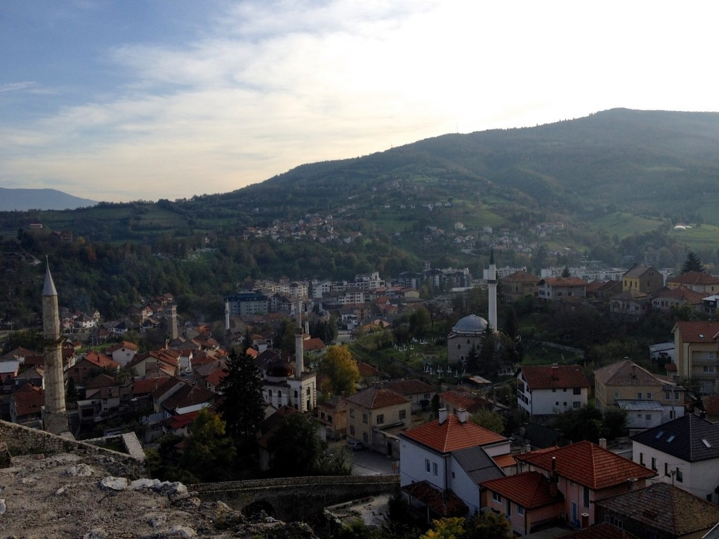 Travnik, ancienne capitale ottomane