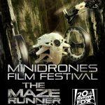Lancement du premier MiniDrones Film Festival