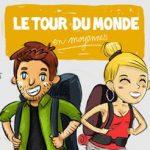 INFOGRAPHIE : LES TOURS DU MONDE EN CHIFFRES