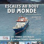 Exposition Escales au bout du monde – Les terres extrêmes des TAAF – à Paris de Dec 2014 à Juin 2015