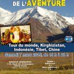 Journée du voyage et de l'aventure le samedi 7 mars 2015 à Paris