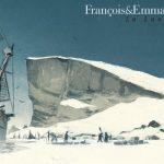 A lire les 15 premières planches de l'album «La lune est blanche», le voyage en Antarctique des frères Lepage