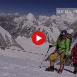 """Un couple de français sur le toit de monde : """"On a marché sur l'Everest"""""""