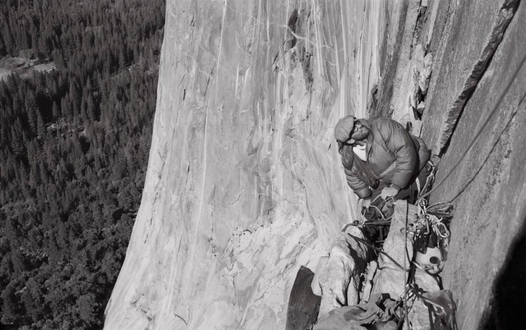1-Royal-Robbins-on-El-Capitans-North-American-Wall-1964-ph-Glen-Denny (Copier)
