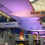 Le Solar Impulse a atterri à Paris