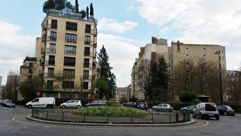 Place Rodin