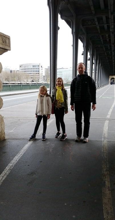Pont viaduc de Passy réalisé par Camille-Jean Formigé
