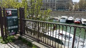Jardin du Port de l'Arsenal