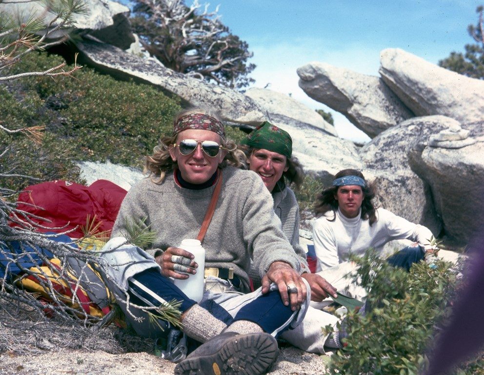 8-John-Bachar-Mike-Graham-Ron-Kauk-top-of-El-Capitans-Shield-route-1976-ph-Mike-Graham (Copier)