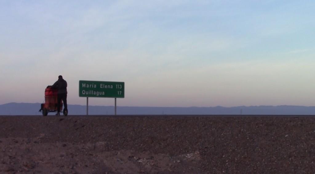 Atacama, Charles Hedrich, Quillagua
