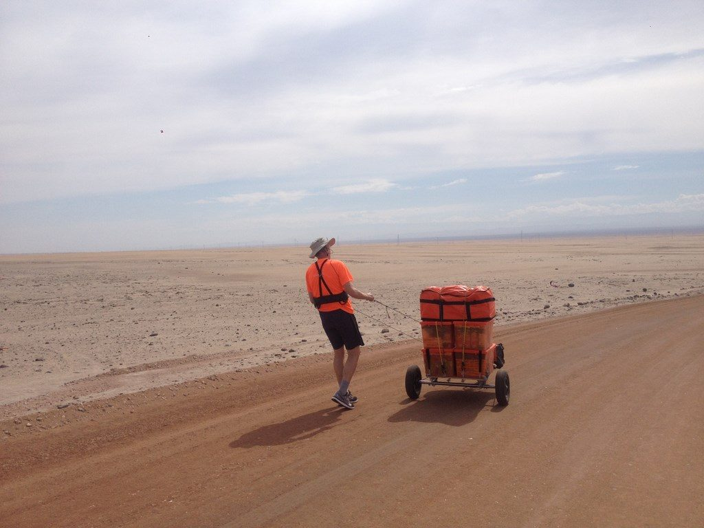 Désert d'Atacama, Charles Hedrich (Copier)