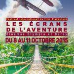 Les Ecrans de l'Aventure débarquent du 8 au 11 octobre 2015 à Dijon