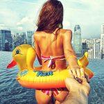 Projet Follow Me : Il photographie de dos sa petite amie autour du monde