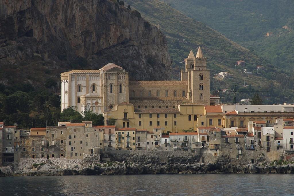 Palerme arabo-normande et les cathédrales de Cefalú et Monreale (Italie)