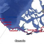 PREMIÈRE MONDIALE – Passage du Nord-Ouest sur le Rameur des Glaces 2013-2014-2015 : les 1000 derniers kilomètres par Charles Hedrich