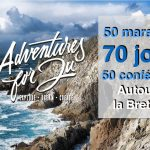 Adventures for Ju : 50 marathons, 50 conférences en 70 jours autour de Bretagne