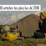 Mes 10 articles les plus lus de 2016