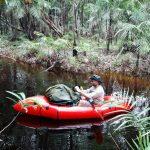 Christian Clot est au cœur de la jungle Amazonienne
