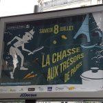 La Chasse aux Trésors de Paris 2017 met la cuisine à l'honneur !